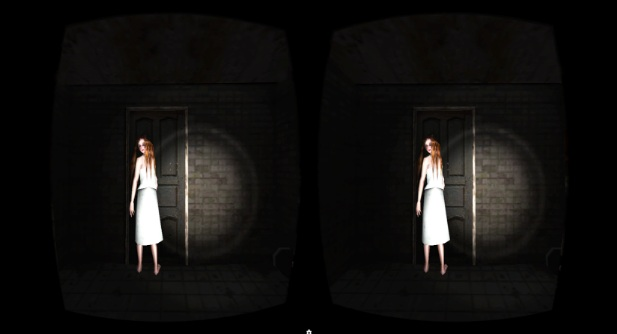 Silent Home Ghost Spirit Girl Haunting HorrorGamesVR
